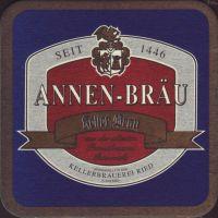 Beer coaster kellerbrauerei-mitterbucher-sohne-1-zadek-small