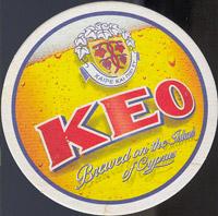 Pivní tácek keo-1-oboje