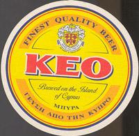 Pivní tácek keo-3