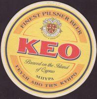 Pivní tácek keo-9-small