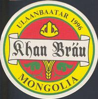Pivní tácek khan-brau-1