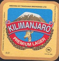 Beer coaster kilimanjaro-1-oboje