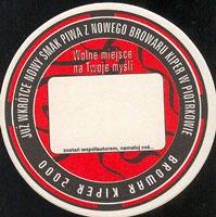 Pivní tácek kiper-2-zadek
