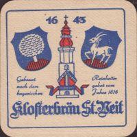 Pivní tácek klosterbrau-st-veit-1-small