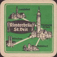 Pivní tácek klosterbrau-st-veit-1-zadek-small