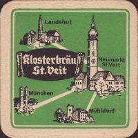 Pivní tácek klosterbrau-st-veit-2-zadek-small