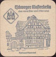 Beer coaster klosterbrauerei-eschwege-6-small
