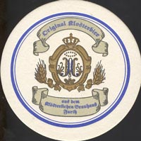 Beer coaster klosterbrauerei-furth-1