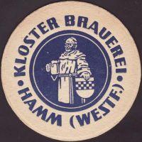 Pivní tácek klosterbrauerei-hamm-2