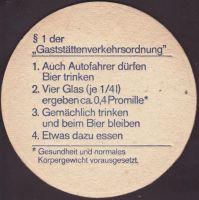 Pivní tácek klosterbrauerei-hamm-2-zadek