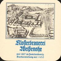 Beer coaster klosterbrauerei-weissenohe-1-small
