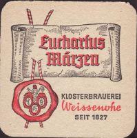 Beer coaster klosterbrauerei-weissenohe-2-small