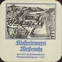 Beer coaster klosterbrauerei-weissenohe-3-zadek-small
