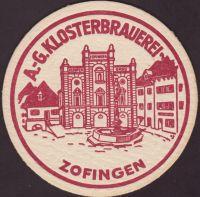 Pivní tácek klosterbrauerei-zofingen-1-small
