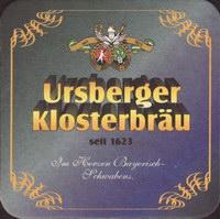 Pivní tácek klosterbrauhaus-ursberg-1-small
