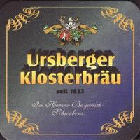 Pivní tácek klosterbrauhaus-ursberg-2-small