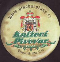 Pivní tácek knizeci-pivovar-plasy-1-small