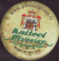 Pivní tácek knizeci-pivovar-plasy-2-small
