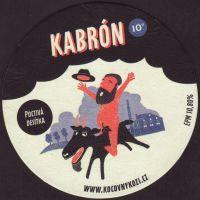 Beer coaster kocovny-kozi-2-zadek-small