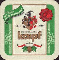 Pivní tácek koepf-privatbrauerei-2-oboje-small