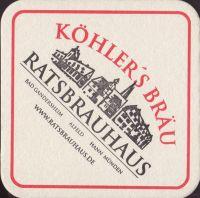Pivní tácek kohlers-brau-2-small