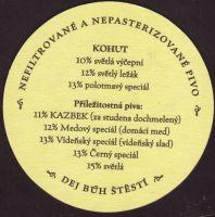 Beer coaster kohutka-2-zadek-small