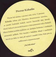 Beer coaster kohutka-3-zadek-small
