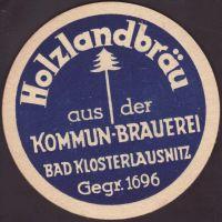 Beer coaster kommun-brauerei-holzlandbrau-1-small