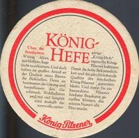 Pivní tácek konig-1-zadek
