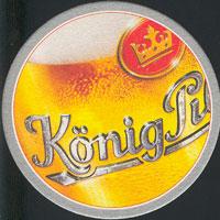Pivní tácek konig-14