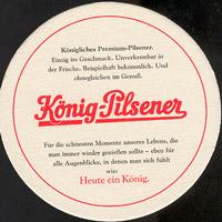 Pivní tácek konig-16
