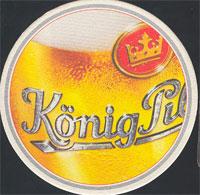 Pivní tácek konig-17