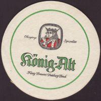 Pivní tácek konig-37-oboje-small