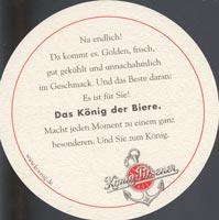 Pivní tácek konig-4-zadek