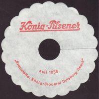 Pivní tácek konig-61-small