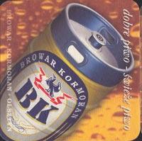 Pivní tácek kormoran-1