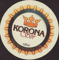 Pivní tácek korona-sor-1-small