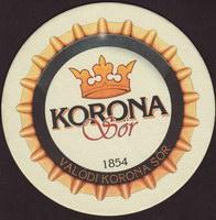 Pivní tácek korona-sor-2-small