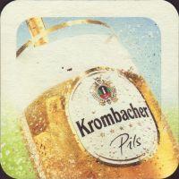 Beer coaster krombacher-48