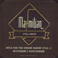 Beer coaster kromeriz-maxmilian-5-small