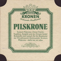 Beer coaster kronen-11-zadek-small