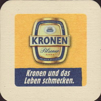 Beer coaster kronen-12-small