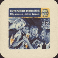Beer coaster kronen-12-zadek-small