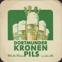 Beer coaster kronen-13-zadek-small