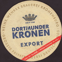 Beer coaster kronen-14-small