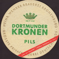 Beer coaster kronen-14-zadek-small