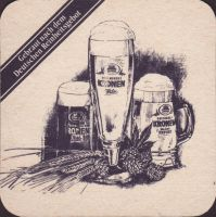 Beer coaster kronen-15-zadek-small