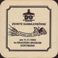 Beer coaster kronen-16-zadek-small