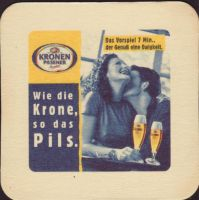 Beer coaster kronen-29-zadek-small