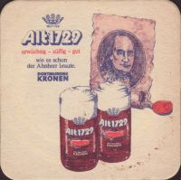 Beer coaster kronen-35-small